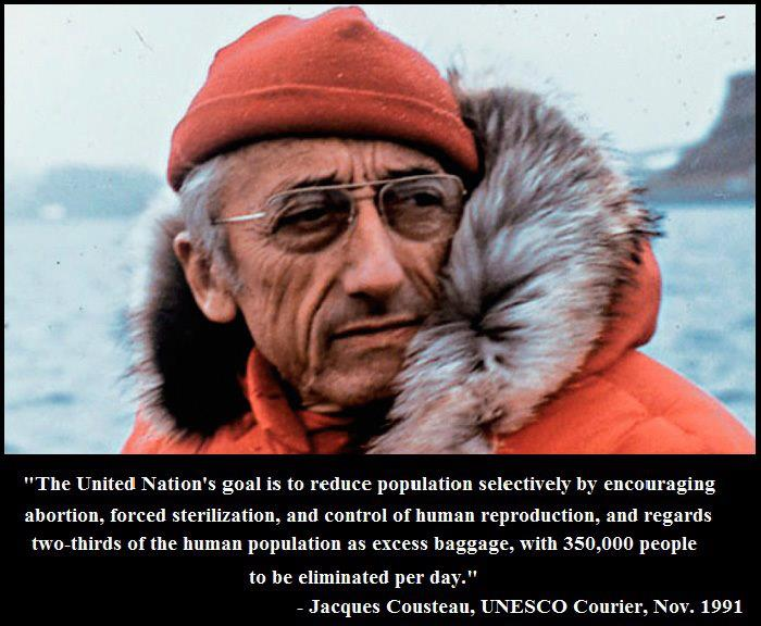 undepopulation