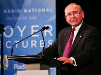 Maurice Newman, chairman of Tony Abbott's business advisory council