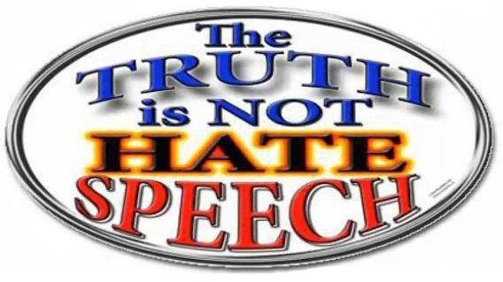 Ikke kall fakta for hat. Det bare viser totalt mangel på kunnskap.