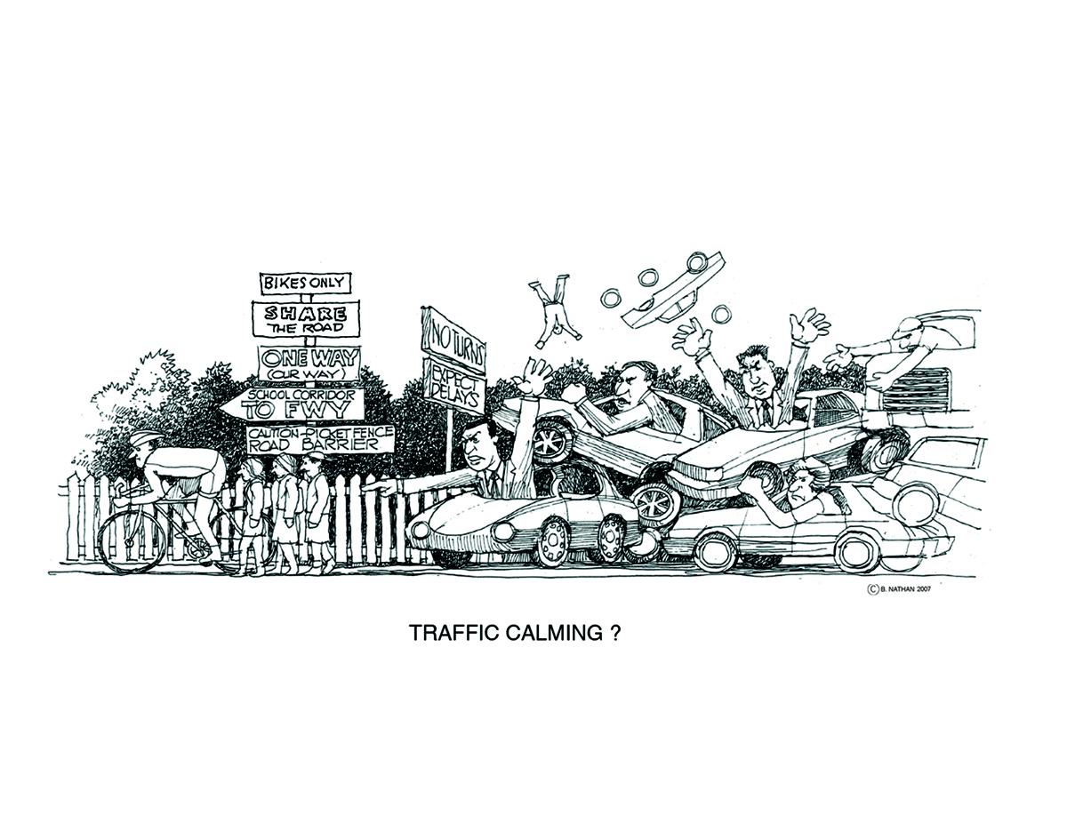 Traffic-calming-