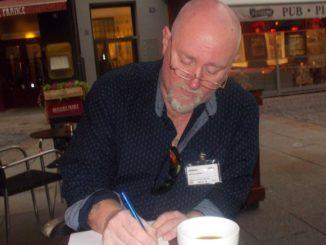 Standpunktet.no's sjefredaktør Jan Inge Iversen