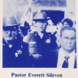 Pastor Everett arrestert 1983