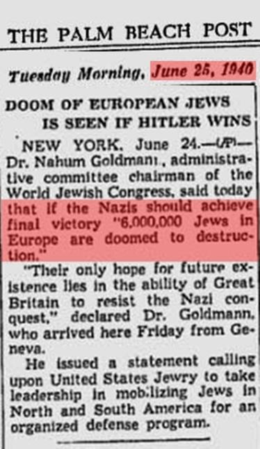 1940palmbeachpostsixmillion