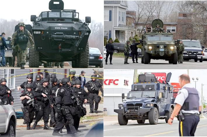militarisert-politi