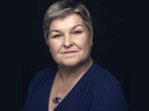 Lykkelige Anne Sender mottok prisen for 2014.